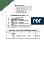 Comité Electoral Cni