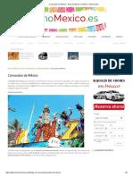 Carnavales de México - Guía de México _ Turismo e Información