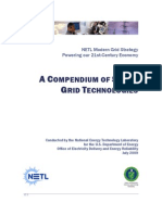 Compendium of Technologies APPROVED 2009-08-18