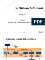 APSI 1 - Pengantar Sistem Informasi