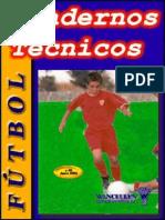 Fútbol cuadernos técnicos N° 26