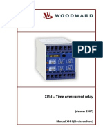 XI1 Time Overcurrent Relay