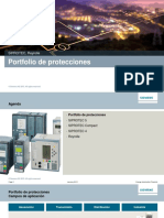 Portfolio Siemens Protection Sp