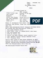 Surat Pernyataan Cpns-1