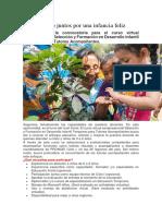 Aprendiendo Juntos Por Una Infancia Feliz de Perueduca