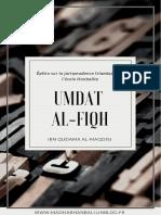 Umdatul Fiqh Chapitre Al Hudud