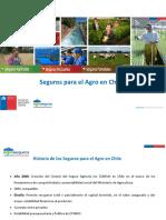 SEGUROS PARA EL AGRO EN CHILE