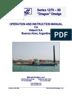 Operation & Instruction Manual Om 1270 50 Ft