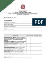 EDPH ECH01 Evaluacion Desempeno Pasantia Historia