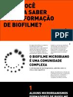 (Micro-book) o Que Voce Precisa Saber Sobre a Formaçao de Biofilme