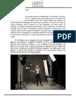 Módulo 3 - Clase 3 - El Estudio Fotográfico