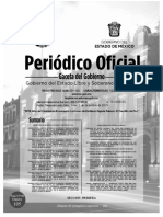 Tribunal de Justicia Administrativo Edomex Calendario 2020