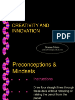 preconceptions and mindsets