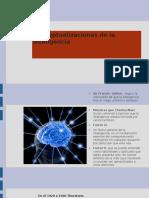 Conceptualizaciones de La Inteligencia Diapositiva