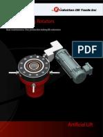 E-Style Tubing Rotator