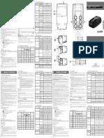 Usv5mn0001c User Manual Sv5 Riello F-e-r