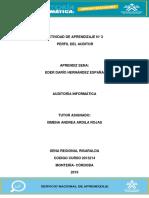 Actividad 3 Auditoria Informatica Conceptualizacion