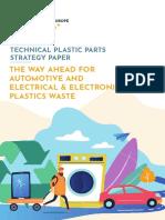 PRE Technical Plastics Strategy Paper