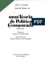 Uma teoria de política comparada