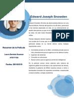 C. Electronico_resumen Pelicula Snowden