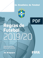 Regras Futebol 201