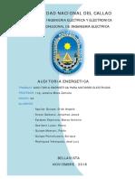 Auditoria Energetica en Motores Electricos -G02