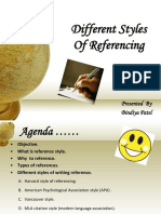 differentstylofreferencing-140804040956-phpapp01