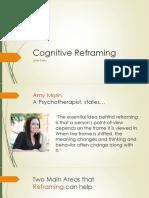 cognitive reframing draft 2