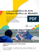 Arte gráfico urbano