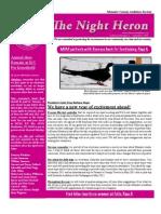 Sep 2010 Night Heron Newsletters, Manatee County Audubon Society