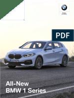 Ficha técnica All-New BMW 118i Millennial