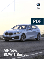 Ficha técnica All-New BMW 118d Millennial