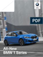Ficha técnica All-New BMW 118i M Sport