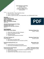 eduardo lopez-parra resume for fulbright