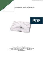 Guia de Configuracao Do Modem Intelbras Gkm1200e