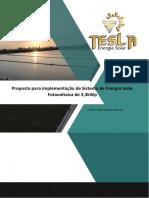 Proposta De Energia Solar