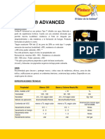 Ficha Tecnica Viniltex Advanced