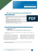 Maroc Telecom_CP-Résultats T3 2019_FR