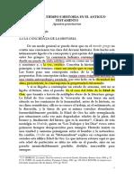 PROMESA, TIEMPO E HISTORIA. A.T.Apuntes.provisorios