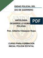 Desarrollo Humano Policial
