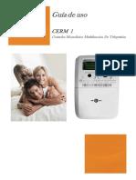 Manual técnico de CERM1 y polímetro