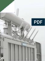 HVDC E50001 G640 A127 X 4A00 WS Dach Transformator