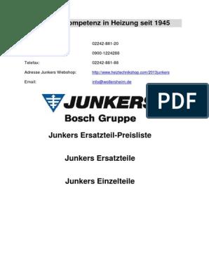 """Magnesiumanode 687 mm 1 1//2/""""  für Brauchwasserspeicher Buderus Sieger Junkers"""