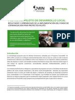 Proyecto Piloto 2015 Vfinal
