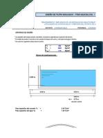 Dis. Estructural Filtro Biologico Iquicha