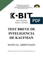 Manual Breve K-bit