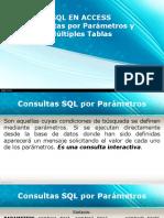 SQL Parametros 3 - Consultas Multitablas