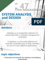 Topic 9 - Database Design