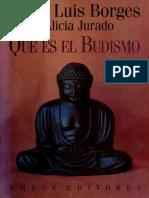 Jorge Luis Borges - Qué Es El Budismo