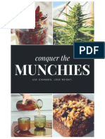 Conquer the Munchies Use Cannabis Lose Weight